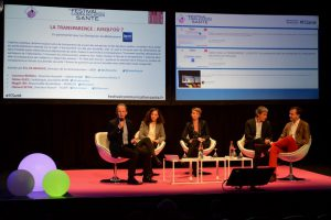 table ronde transparence